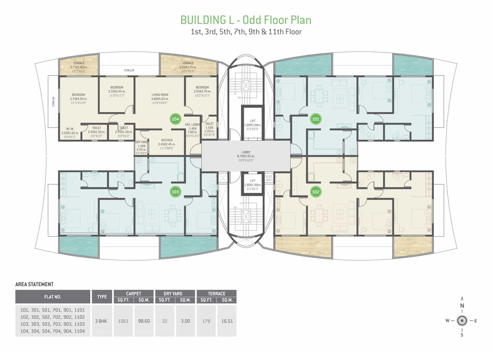 odd-floor