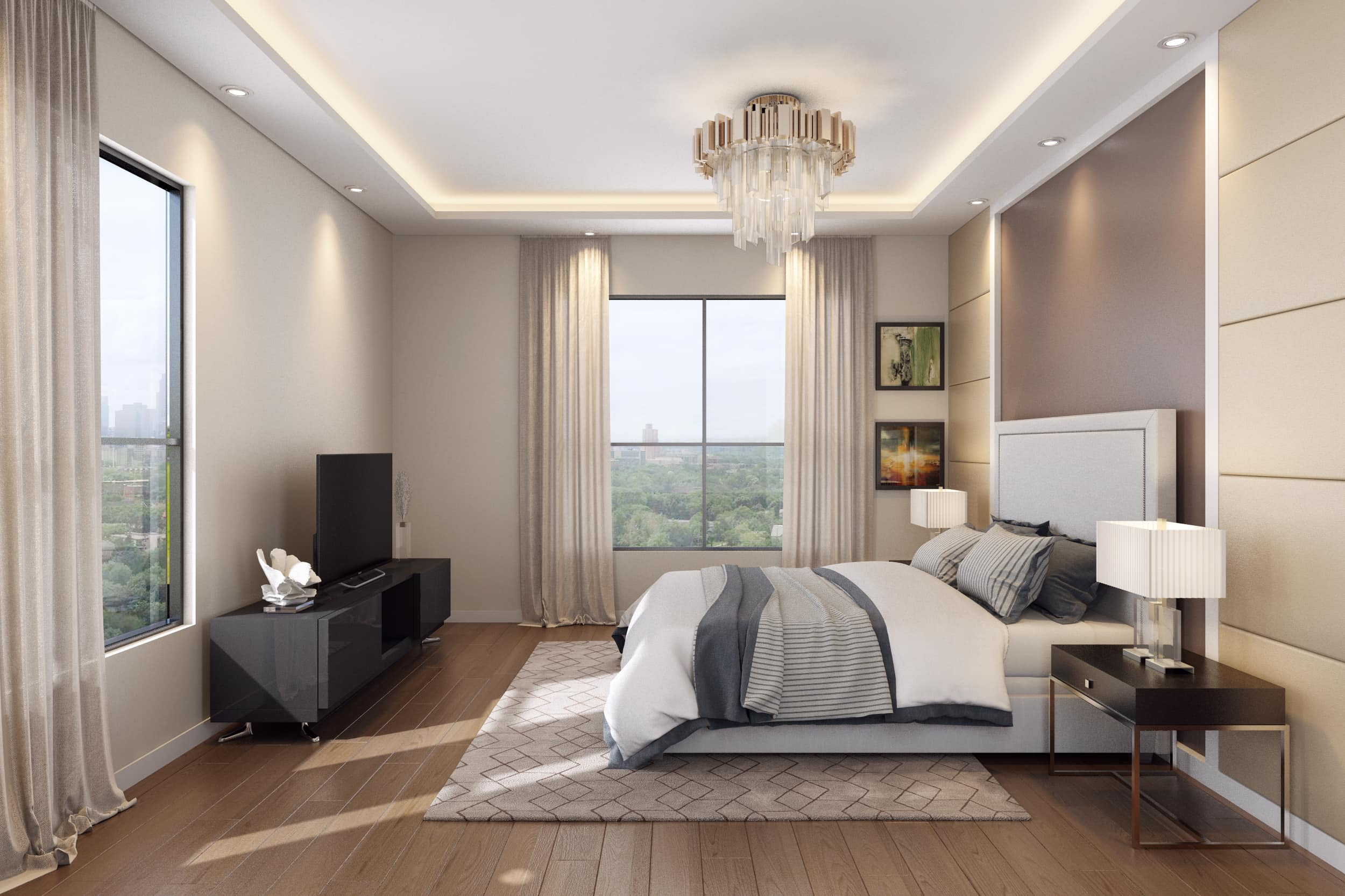 Celesta Bedroom