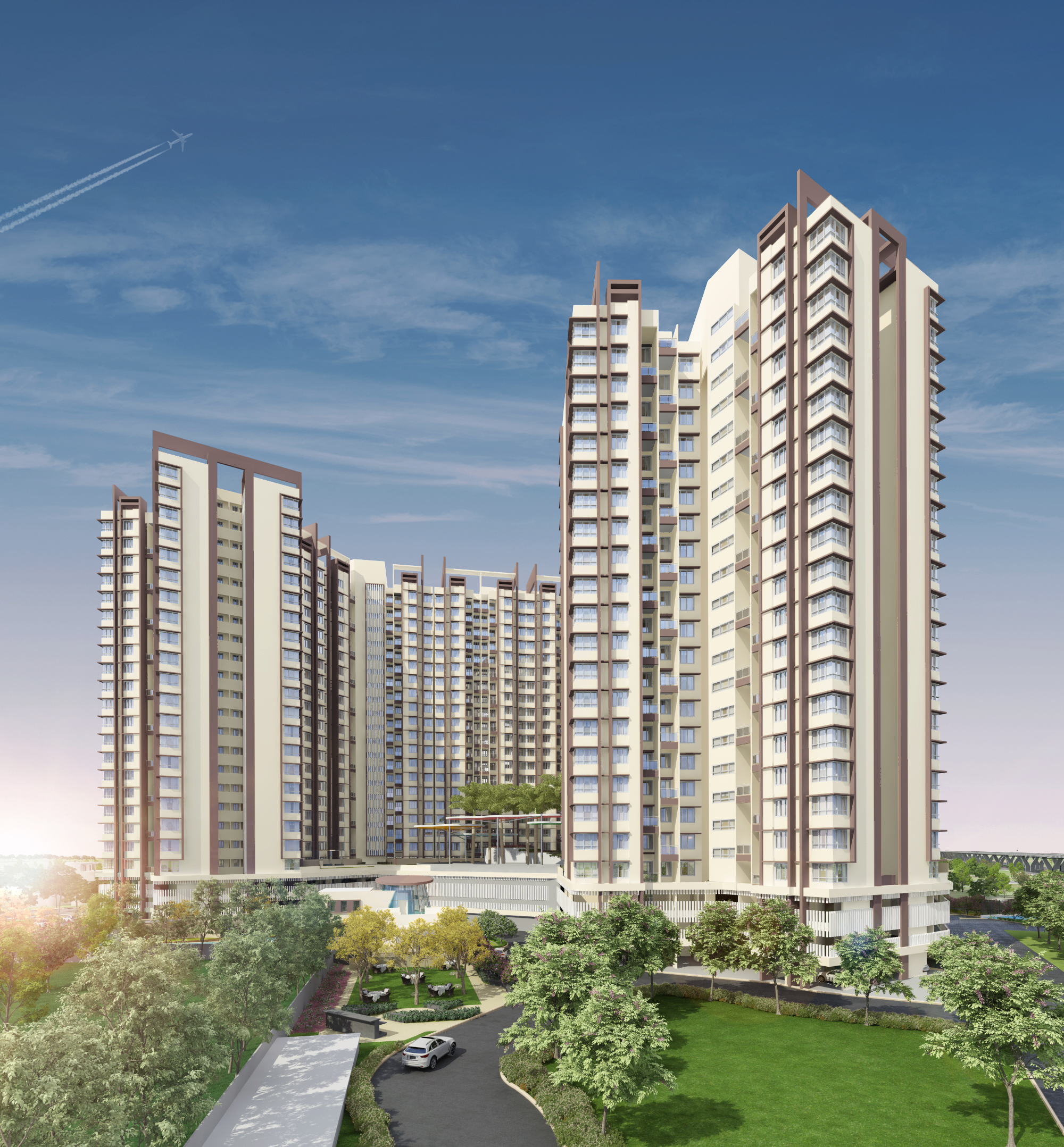 VTP Hilife dange chowk wakad by vtp realty