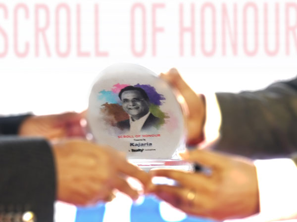 Scroll Of Honour Award To Mr. V. T. Palresha – 2018