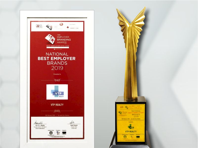 National Best Employer Brand – VTP Realty