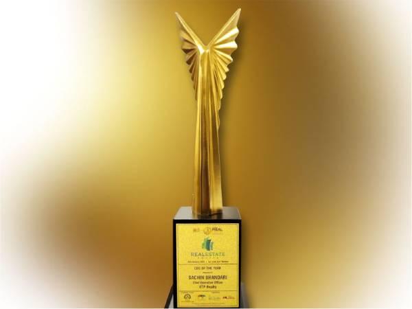 CEO Of The Year – Mr. Sachin Bhandari – VTP Realty